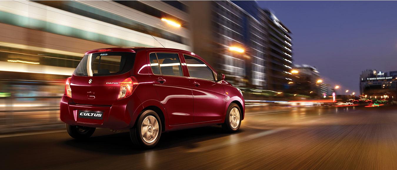 Suzuki Cultus New Beginning